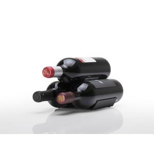 ワインラック スチール製 ボトルホルダー コンパクト|margherita