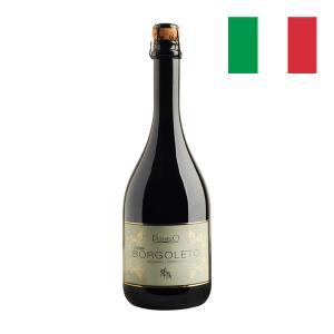 スパークリングワイン 家飲み 赤ワイン ランブルスコ・ロッソ・セミセッコ 2013 750ml 自社輸入 低アルコールワイン|mariage