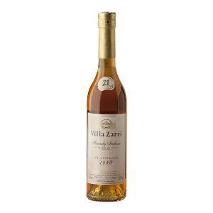 イタリア直輸入 ブランデー Brandy 21Years Old Vintage Zarri 1988 アルコール45度 500ml 箱入 結婚祝 誕生日 バレンタイン ホワイトデーのプレゼントに mariage