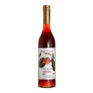 イタリア直輸入 フルーツブランデー ヴィラザッリ チェリーブランデー 500ml アルコール40度 アルマニャックやコニャックなどの洋酒が好きな方におすすめ mariage