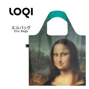 エコバッグ 折り畳み おしゃれ トートバッグ loqi ローキー loqi-bag-b2