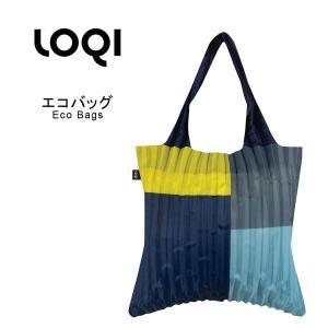 ■商品名:loqi-bag PLEATED ■本体サイズ: 約 幅50x縦42cm 持ち手上まで69...