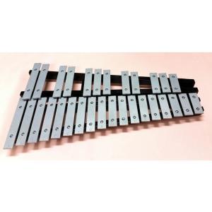 調整済み! 鉄琴 (グロッケン) 30音   ソフトケース付