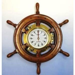ラット時計 アカシア450mm おすすめ 記念品 贈り物|marine-guide
