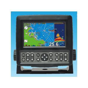 ホンデックス GPS内蔵プロッター魚探PS-600GPII marine-guide