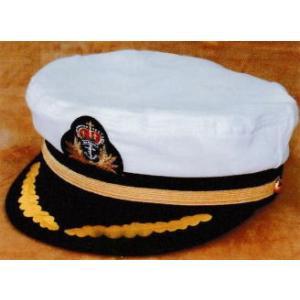 キャプテンハット 船長 マリンルック marine-guide