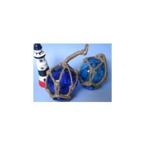 浮き玉2インチ 小さい かわいい 飾り 海イメージ|marine-guide