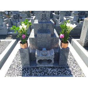 お墓用花立て「お花生き生きちゃん」|marine-tecno|04