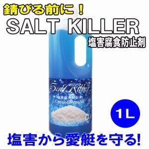 錆びる前に!! ソルトキラー (塩害腐食防止剤) 1L...