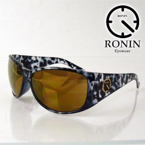 RONIN EYEWEAR ロニンサングラス No.3 SPORTS TYPE / 男性用サングラス|mariner