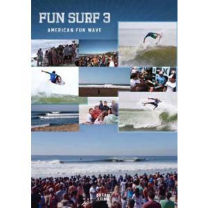 FUN SURF 3ファンサーフスリー/サーフィンDVD