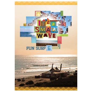 FUN SURF6 ファンサーフ6 It's a small wave /サーフィンDVD