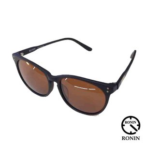 RONIN HALO ロニン サングラス BLACK RED x POLAIZED GRAY /偏光レンズ|mariner
