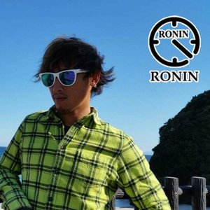 RONIN ロニン サングラス THE CURSE  偏光レンズ アイウェア|mariner