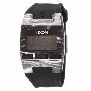 NIXON ニクソン腕時計 NIXON/THE COMP MARBLED BLACK WHITE|mariner