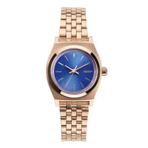 NIXON ニクソン腕時計 SMALL TIME TELLER ROSE GOLD/レディースウォッチ|mariner
