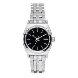 NIXON ニクソン 腕時計 SMALL TIME TELLER BLACK NA399000-00/レディースウォッチ|mariner