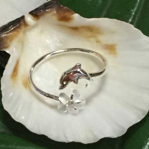 ハワイでは、大切な人へのプレゼントとして選ばれる、SILVER925素材の足の指に着けるトゥリングで...