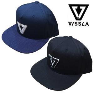 VISSLA ヴィスラ キャップ CALIPHER CAP/MAHTECRT17FA スナップバックキャップ|mariner