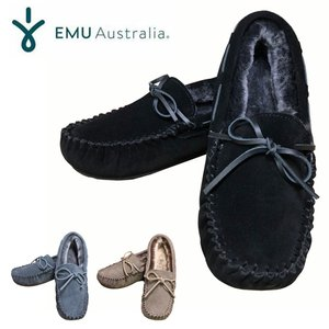 EMU エミュー アミティ フロスト AMITY Frost モカシン スエード シープスキン シューズ|mariner