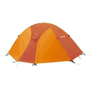 モンベル(mont-bell) テント クロノスドーム2型 [2人用] ゴールデンオレンジ 1122...
