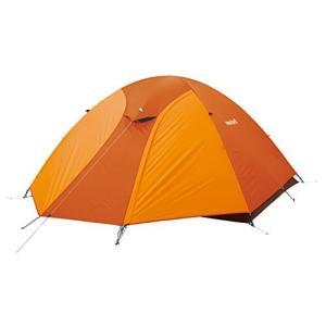 モンベル(mont-bell) テント クロノスドーム4型 [3〜4人用] ゴールデンオレンジ 11...