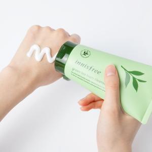 イニスフリー公式(innisfree) グリーンティー フォームクレンザー洗顔料150mL