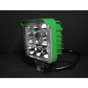 LEDデッキライト  LED作業灯 9W LED投光器 ボート 12V 24V