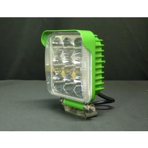 LEDデッキライト  LED作業灯 15W LED投光器 ボート 12V 24V