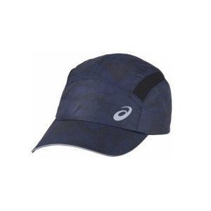 アシックス asics メンズ&レディース ランニングプリントキヤツプ ランニング キャップ 帽子