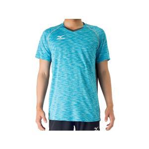 ミズノ MIZUNO メンズ&レディース プラクティスシャツ スポーツ トレーニング 半袖 Tシャツ|mario