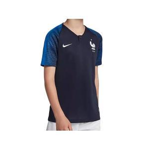 ナイキ NIKE ジュニア 2018 フランス代表 ホームレプリカユニフォーム半袖 サッカー ユニホーム レプリカ
