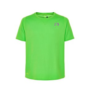 ニューライン newline メンズ ブラックドライTシャツ スポーツ トレーニング 半袖 Tシャツ|mario