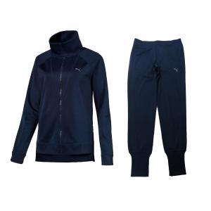 プーマ PUMA レディース エクスプローシブ トレーニング ジャケット/パンツ 上下セット ジャージ スポーツ フィットネス アウトレット セール|mario
