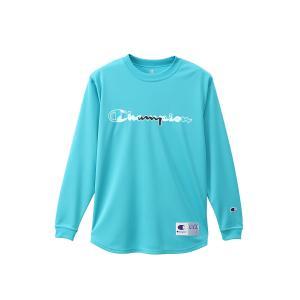 チャンピオン Champion レディース DRYSAVER ロングスリーブTシャツ バスケット ウェア 長袖 Tシャツ|mario
