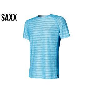 サックスアンダーウェアー SAXX UNDERWEAR HOT SHOT TECH TEE ホットショット テック Tシャツ メンズ トップス スポーツ トレーニング 半袖 SXSC09-MBH|mario
