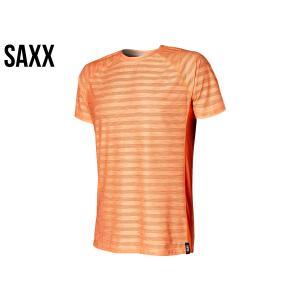サックスアンダーウェアー SAXX UNDERWEAR HOT SHOT TECH TEE ホットショット テック Tシャツ メンズ トップス スポーツ トレーニング 半袖 SXSC09-OBH|mario
