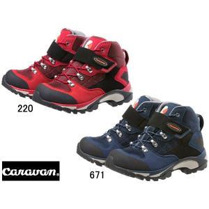キャラバン CARAVAN キッズ C1 JR 登山 靴 トレッキング シューズ スニーカー|mario