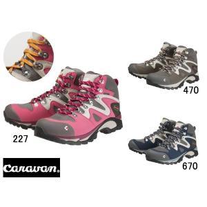キャラバン CARAVAN レディース C4 03 登山 靴 トレッキング シューズ スニーカー|mario