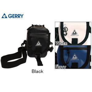 ジェリー GERRY メンズ&レディース ミニショルダー 防水 バッグ ショルダーバッグ アパレル