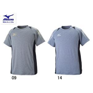 ミズノ MIZUNO メンズ Tシャツ スポーツ ランニング...