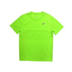 ニューバランス NEW BALANCE メンズ アクセレレイトショートスリーブTシャツ スポーツ トレーニング Tシャツ 半袖