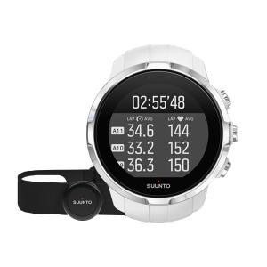 スント SUUNTO メンズ&レディース スパルタン スポーツ ホワイト SPARTAN SPORT 腕時計 ウォッチ|mario