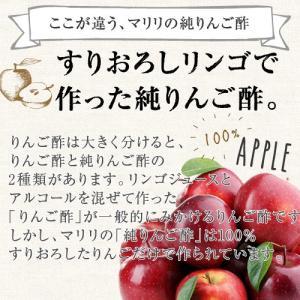 マヌカ蜂蜜純りんご酢 500ml マヌカハニー はちみつ ニュージーランド産 話題の酢ピーナツ りんご酢レーズンに マリリニュージーランド|maririnz-manukahoney|02