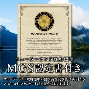 マヌカハニー スナップパック  MGS10+/MG300+ 5個セット 5g 非加熱  天然はちみつ 携帯用【メール便】 maririnz-manukahoney 05
