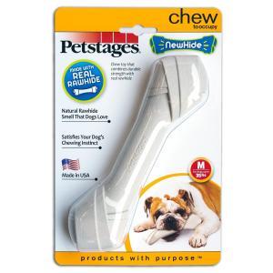 ペットステージ (Petstages) ニューハイド・スティック Mサイズ|maritakashop