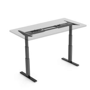 FlexiSpot 電動式スタンディングデスク 高さ調節スタンドアップワークテーブル学習机勉強机 ブ...