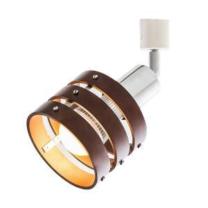ライティングレール ライト スポットライト 1灯 E26 調光調色 60W形 LED電球付き リモコン付き 天井照明器具 配線ダクトレール用|maritakashop