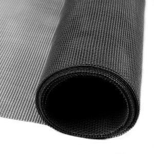 網戸 張り替え 網戸ネット グラスファイバー 網戸 補修 防虫網 黒色 120*250cm|maritakashop