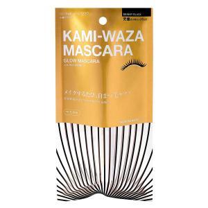 KAMI-WAZA(カミワザ) MASCARA 〈美容マスカラ〉 KWM01 (8g)|maritakashop